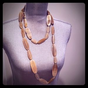 J.Jill horn necklaces